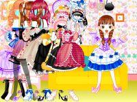 Anime Maedchen Einkleiden
